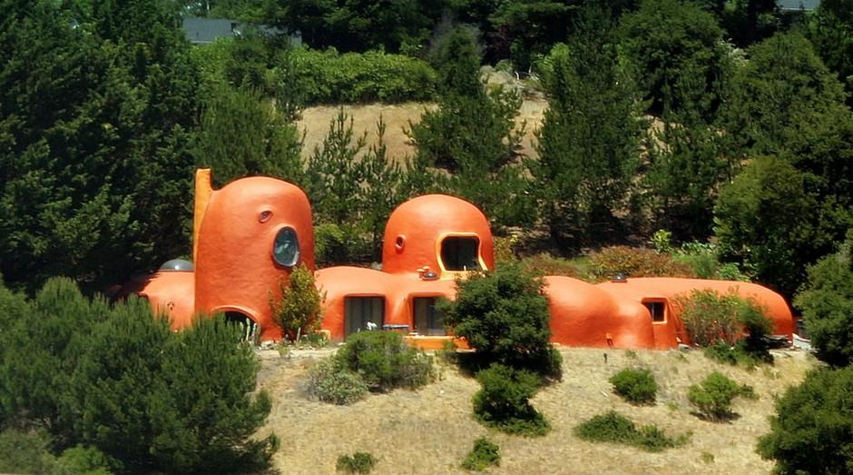 Casa dos Flinstones (Foto: Wikimedia Commons)