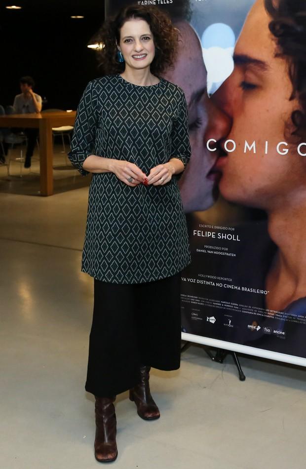 Denise Frga (Foto: Roberto Filho/Brazil News)