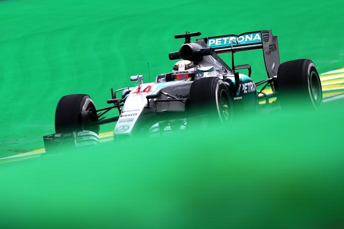 Lewis Hamilton Fórmula 1 (Foto: Dan Istitene/Getty Images)