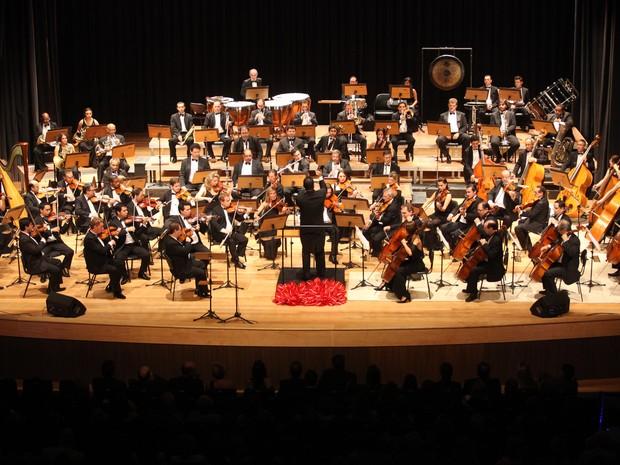 Orquestra Sinfônica Municipal de Campinas (Foto: Arquivo PMC)