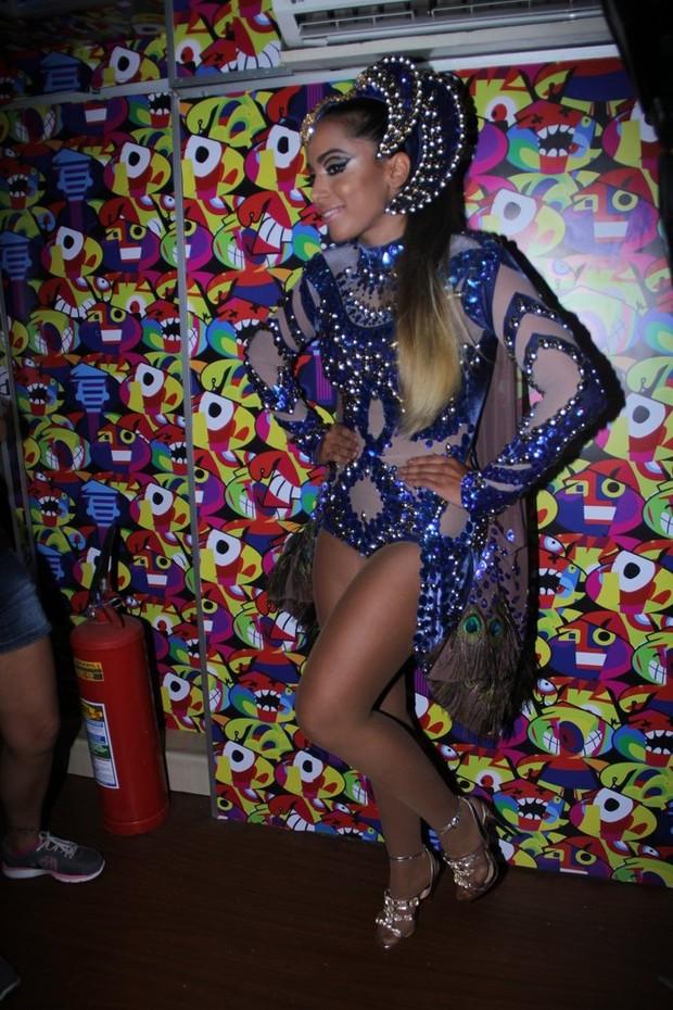 Anitta (Foto: Rodrigo Dos Anjos  / AGNEWS)