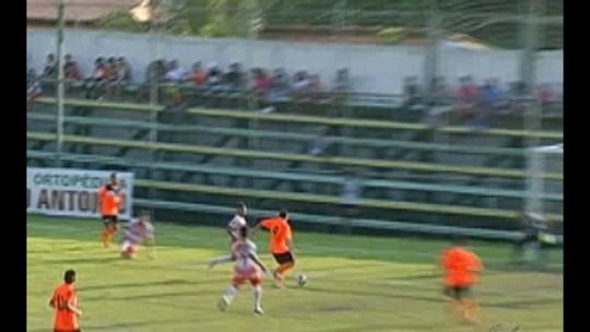 Gavião e Carajás empatam em 1 a 1 e dividem vice-liderança do Grupo A1