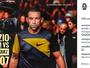 """Werdum critica fornecedor de material esportivo do UFC: """"Não sou genérico"""""""