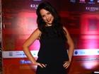 Natália Lage e outros famosos vão a  pré-estreia de filme em São Paulo