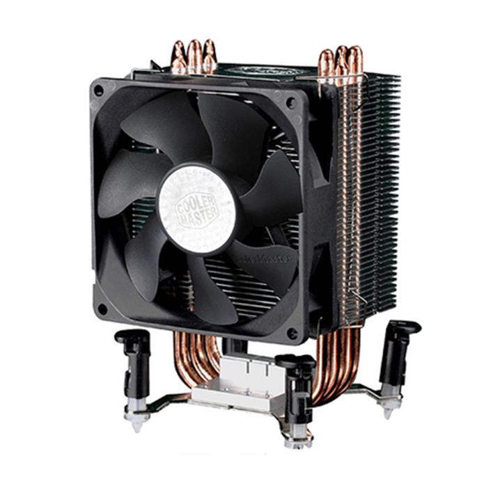Modelo da Cooler Master é compatível com processadores da AMD e algumas CPUs Intel, tudo com preço baixo (Foto: Divulgação/Cooler Master)