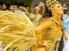 'Acho que fui pé quente', diz Viviane Araújo sobre carnaval de Vitória