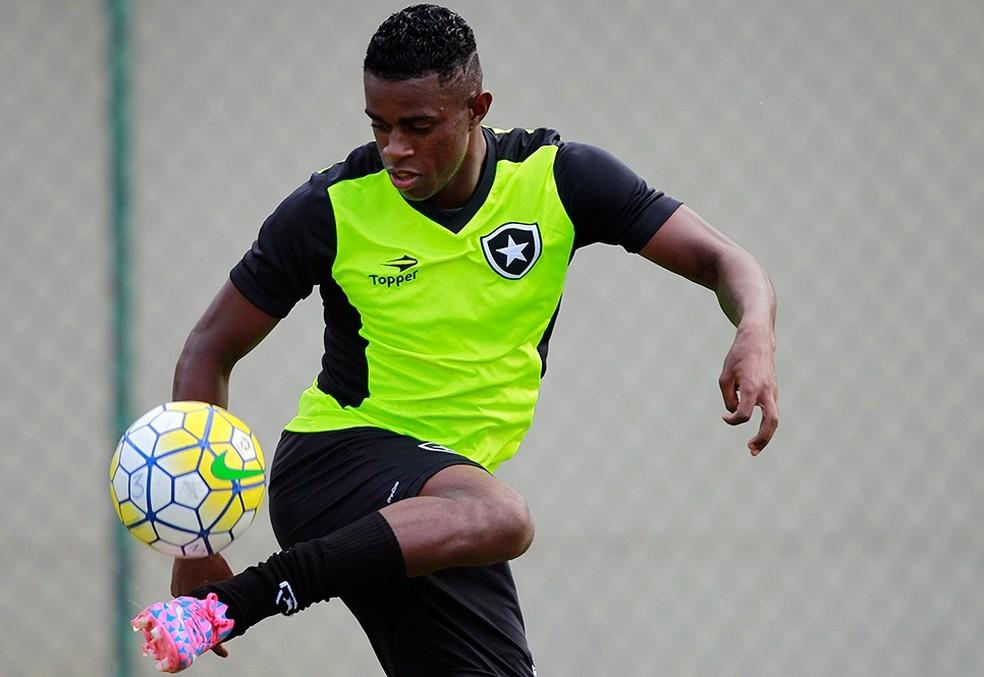 Zagueiro Marcelo do Botafogo (Foto: Divulgação / Botafogo)