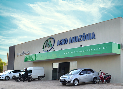agro-amazônia-fachada (Foto: Divulgação/Agro Amazônia)