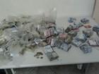 Bandidos furtam R$ 14 mil de cofre de supermercado, mas acabam presos