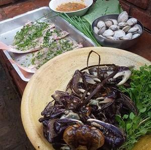 Como são conchas de mangue, devem ser lavadas e escovadas antes de cozinhar (Foto: Divulgação)