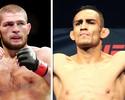 Ultimate confirma Khabib x Ferguson no UFC 209 valendo cinturão interino