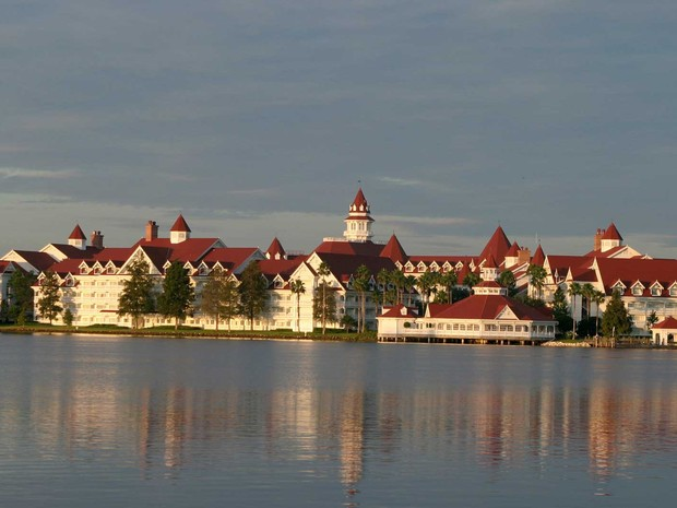 Grand Floridian Resort and Spa localizado no Magic Kingdom da Disney em Orlando (Foto: Charles W. Luzier / arquivo / Reuters)
