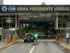 CSN paralisa alto-forno da usina de Volta Redonda, RJ, por 90 dias