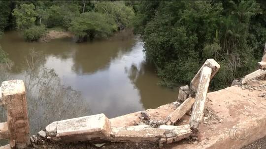 BR-153: região sul do Tocantins concentra piores trechos da estrada