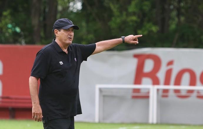 Muricy Ramalho São Paulo (Foto: Site oficial do SPFC)