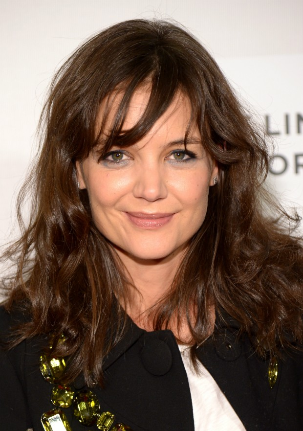 Katie Holmes no Tribeca Film Festival (Foto: Getty Images)