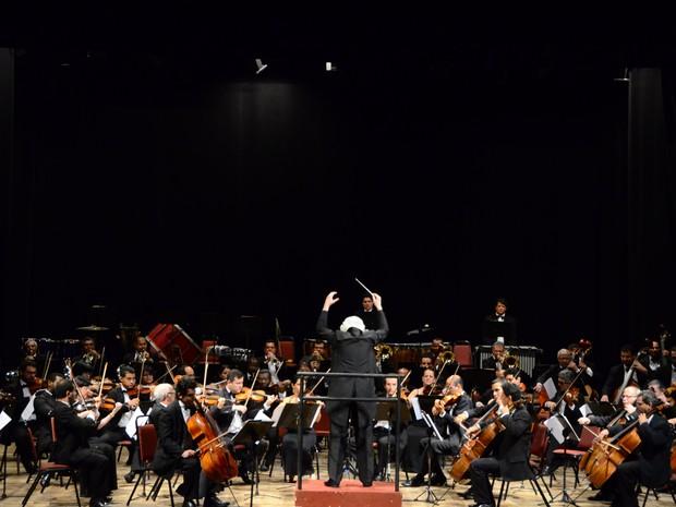 Sinfônica do Recife começa 2016 com concerto gratuito (Foto: Lu Streithorst/Divulgação)