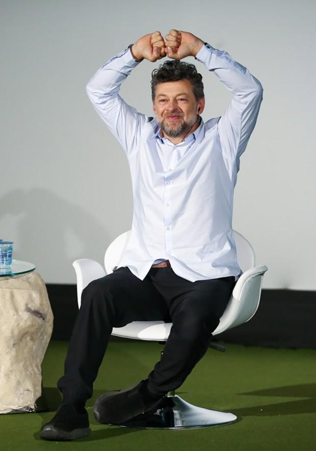 Andy Serkis (Foto: Manuela Scarpa/Brazil News)