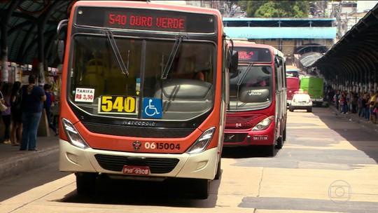 Frota de ônibus de Manaus está toda  irregular e deve mais de R$ 6 milhões