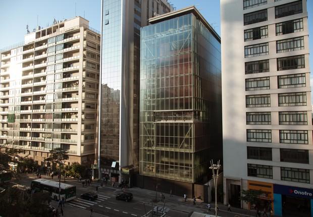 Instituto Moreira Salles, na Avenida Paulista em São Paulo (Foto: Divulgação)
