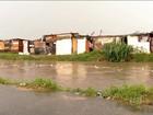 Após enchente, volta a chover na Zona Leste de São Paulo