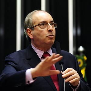 O deputado federal Eduardo Cunha (PMDB-RJ) (Foto: Gustavo Lima / Câmara dos Deputados)