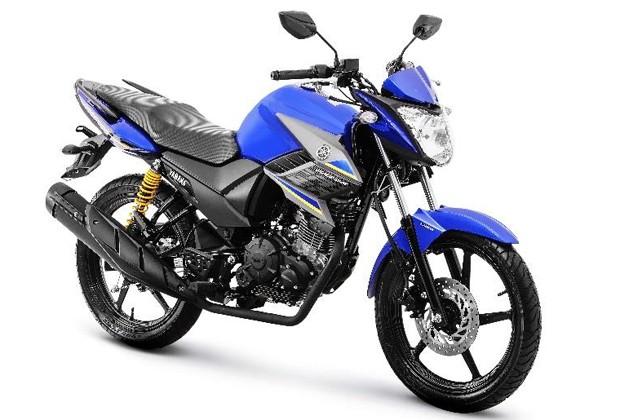 G1 - Yamaha Fazer 150 UBS e Factor YBR 125i 2017 são lançadas no Brasil - notícias em Motos