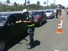 CPRv realiza a 'Operação Ano Novo Seguro' nas rodovias estaduais