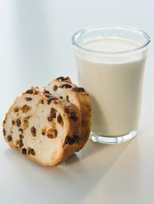 Pão e leite euatleta (Foto: Getty Images)