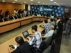 Governador anuncia nomeações e reforço de armamentos para presídios