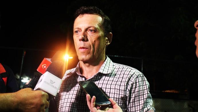 Fernando Tonet, Piauí x Parnahyba  (Foto: Joana D'arc Cardoso )