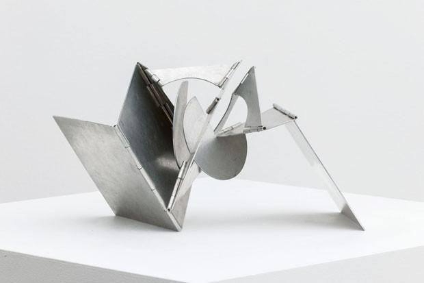Bicho de Bolso, 1966, de Lygia Clark, Alison Jacques Gallery (Foto: Lygia Clark e Alison Jacques Gallery)