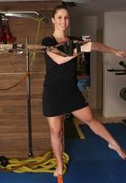Ex-BBB Ana Carolina Madeira mostra seu novo treino para tonificar o corpo