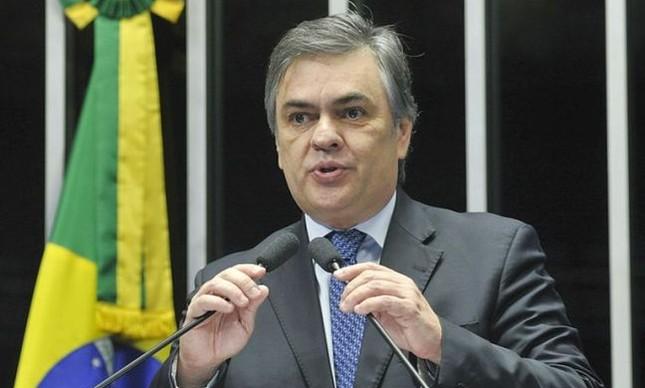 Senador Cássio Cunha Lima  (Foto: Geraldo Magela / Agência Senado)