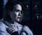 Sarah Paulson em cena de 'American horror story'   Reprodução