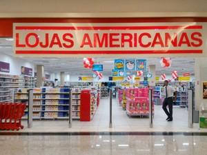 Lojas Americanas  (Foto: Divulgação/Shopping Jardim Norte)