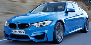 BMW M3 (Foto: Divulgação)