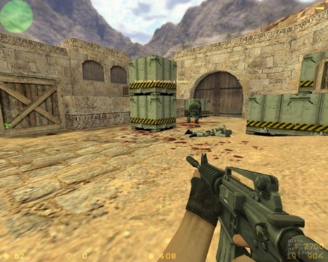 screenshot de Counter-Strike