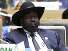 Presidente do Sudão do Sul se recusa a assinar acordo de paz