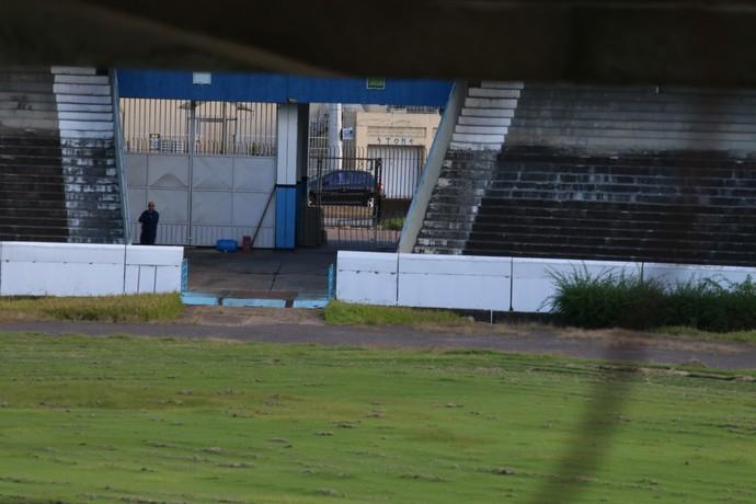 Estádio Olímpico Grêmio Porto Alegre (Foto: Eduardo Moura/Globoesporte.com)