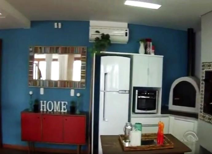 Ambientes integrados dá mais cara de verão ao seu espaço (Foto: Reprodução / RBS TV)