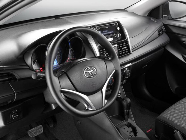 Toyota Yaris (Foto: Divulgação)
