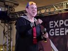 Carlos Villagrán, o Kiko do 'Chaves', quer desfilar no Carnaval do Rio