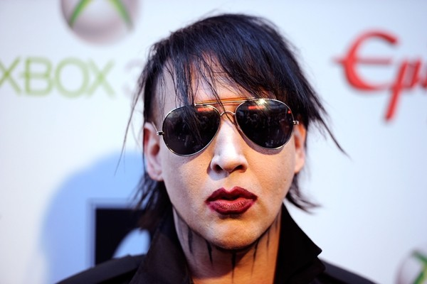 Marylin Manson (Foto: Getty Images)