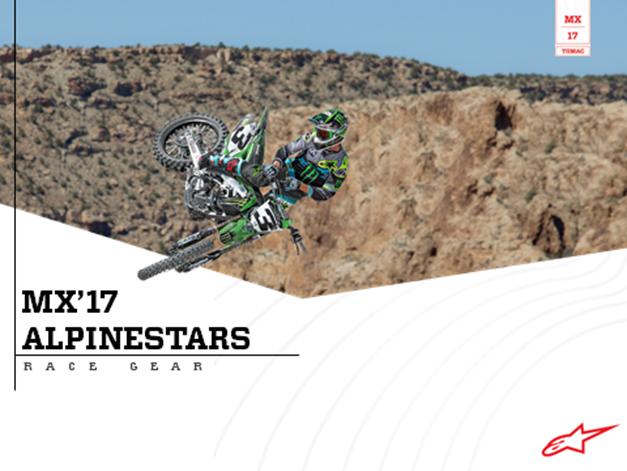 BLOG: Motocross - Alpinestars lança sua coleção fora-de-estrada safra 2017. Entre elas, a linha Braaaaaap!