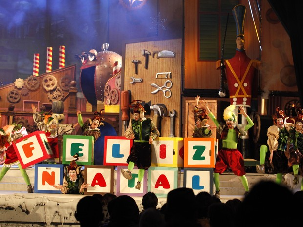 Natal Luz Gramado (Foto: Cleiton Thiele/SerraPress Divulgação)