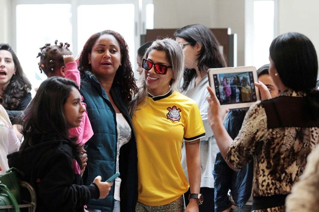 Ex-BBB Vanessa (Foto: Orlando Oliveira / AgNews)