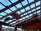 Ventania destelha casas e energia cai por horas em São Miguel Arcanjo