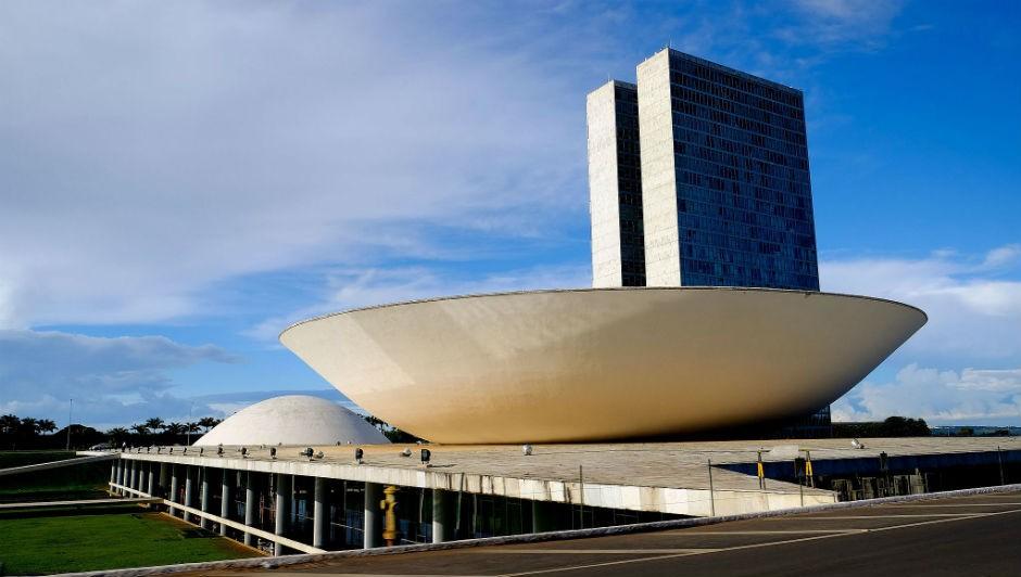 Congresso Nacional, em Brasília (Foto: Jardelsliumba / Wikimedia Commons)