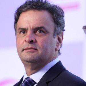 O provável candidato do PSDB à Presidência da República, senador Aécio Neves (Foto: Agência OGlobo)